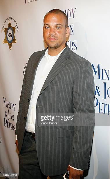 Music producer QD3 also known as Quincy Jones III attends the Los Angeles County Sheriff's Youth Foundation's annual Salute To Youth benefit dinner...