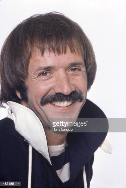 Music Producer Sonny Bono poses for a portrait in 1977 in Los Angeles California