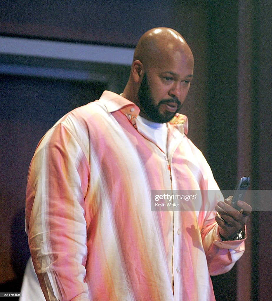 Music Producer Suge Knight is seen in the audience during the BET Awards 05 at the Kodak Theatre on June 28, 2005 in Hollywood, California.