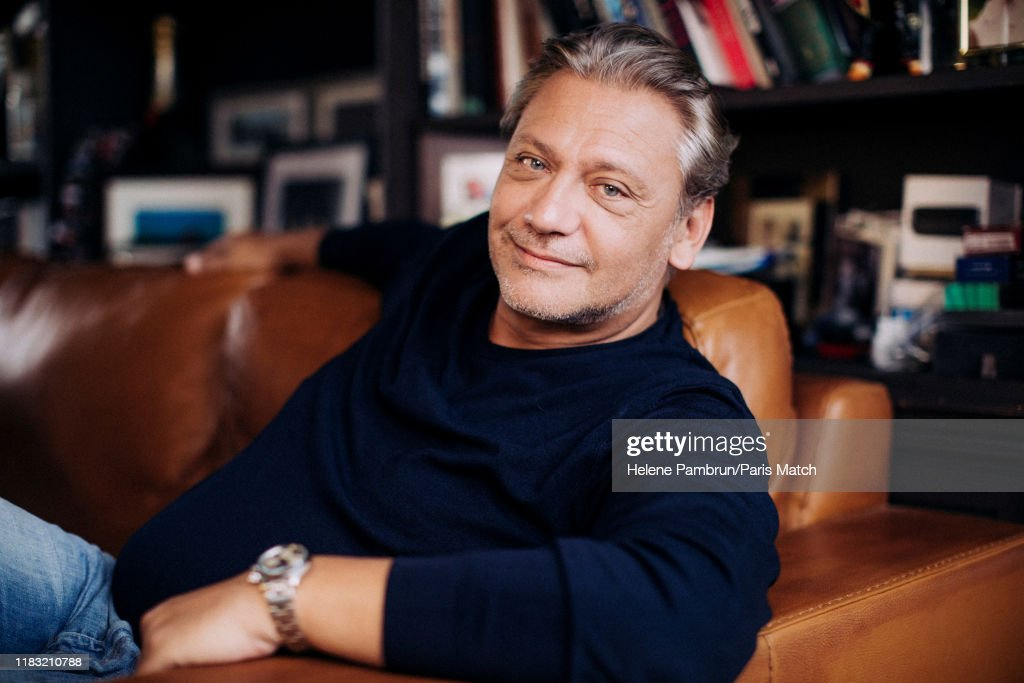 Valery Zeitoun, Paris Match Issue 3679, November 13, 2019 : News Photo
