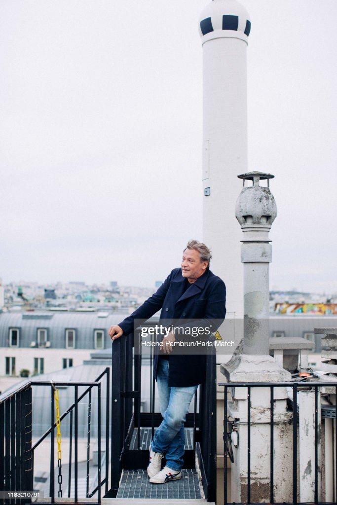 Valery Zeitoun, Paris Match Issue 3679, November 13, 2019 : News Photo