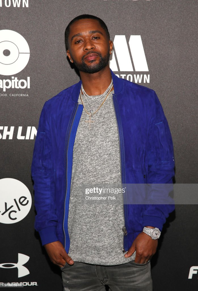 Capitol Music Group, Under Armour, and Finish Line present 'All-Star Weekend Kick-Off Party' : News Photo