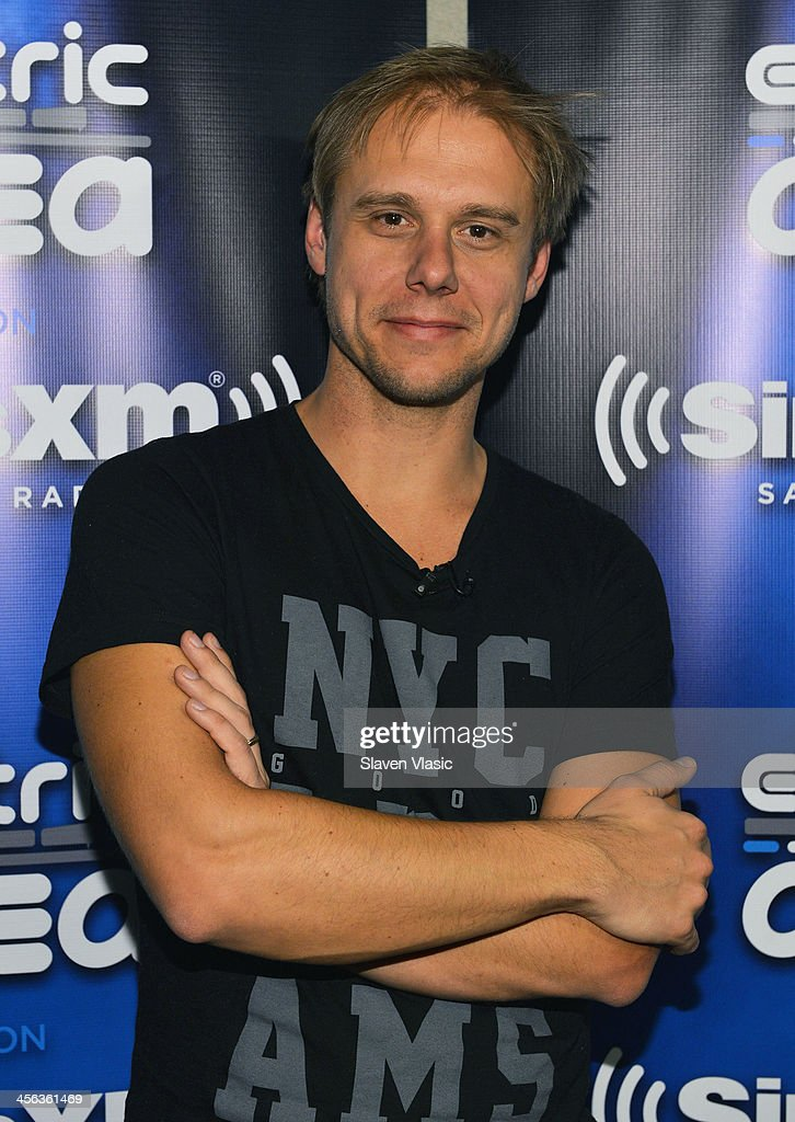 Celebrities Visit SiriusXM Studios - December 13, 2013