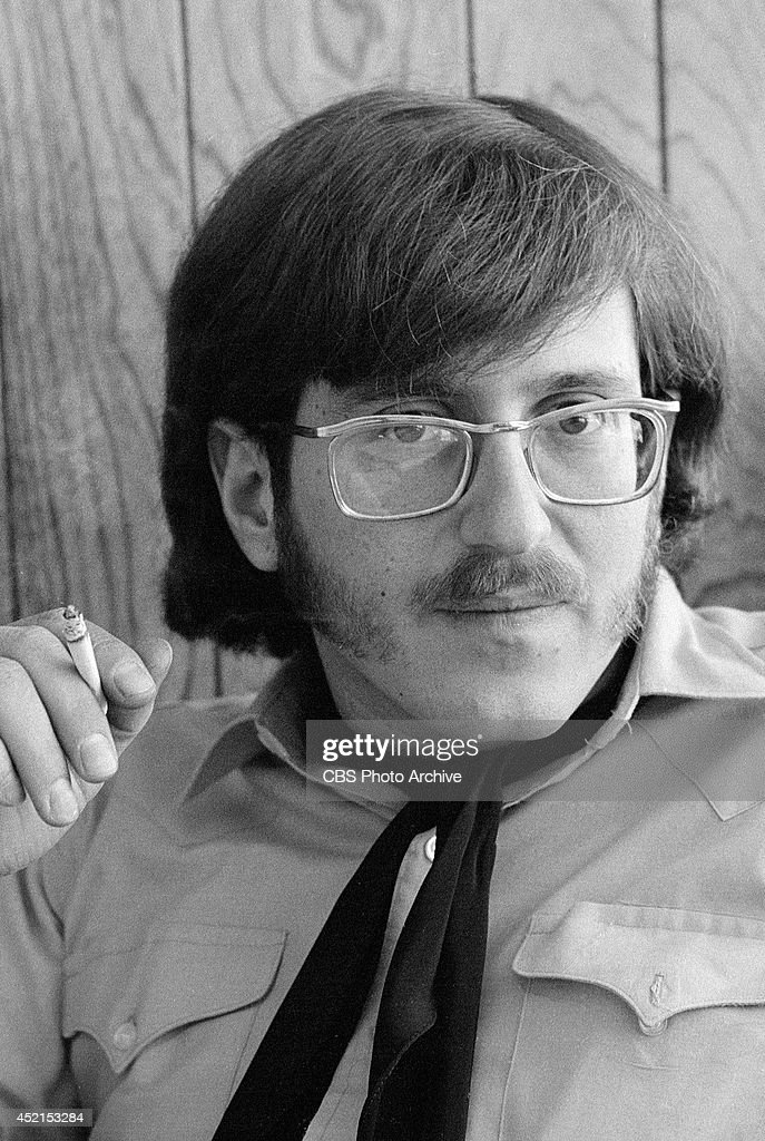 Music publicist, Michael Ochs. Image dated March 26, 1969.