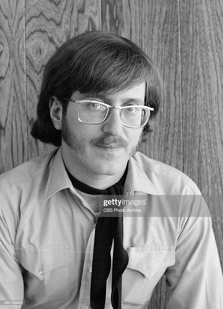 Music publicist, Michael Ochs. Image dated March 26, 1969.