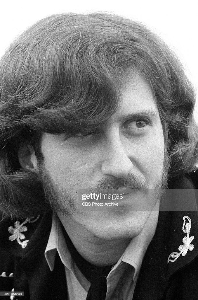 Music publicist, Michael Ochs. Image dated May 22, 1969.