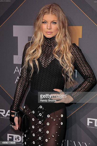 Music Recording Artist Singer and Designer Fergie attends the 29th FN Achievement Awards at IAC Headquarters on December 2 2015 in New York City