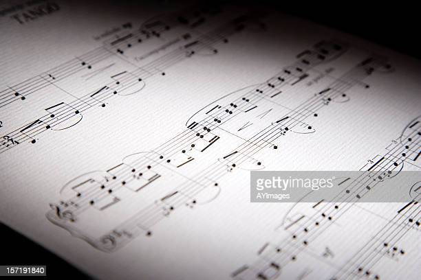 music score - manuscript stock pictures, royalty-free photos & images