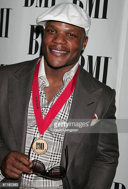 Music Sean Garrett attends the 56th annual BMI Pop Awards at the Beverly Wilshire Hotel on May 20 2008 in Beverly Hills California