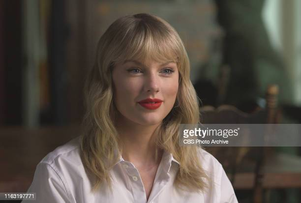 Music superstar Taylor Swift is interviewed by CBS News correspondent Tracy Smith in a segment on CBS SUNDAY MORNING. The interview is broadcast on...