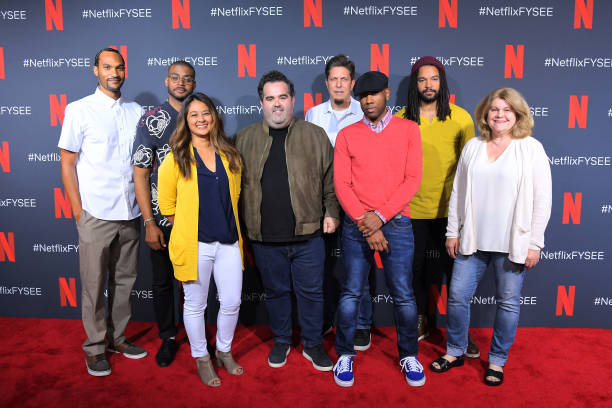 "CA: Netflix ""When They See Us"" BTL FYSEE Event"