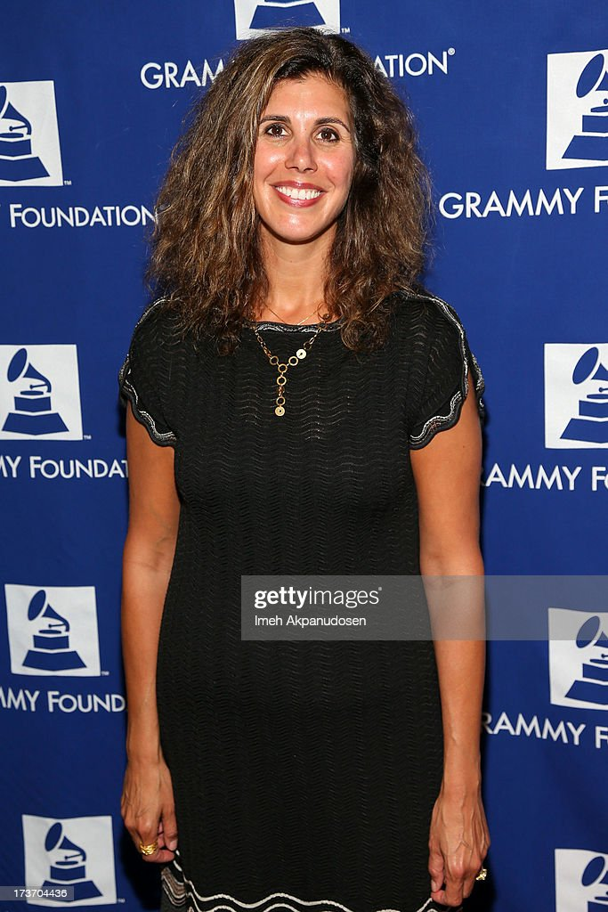 Music supervisor Alex Patsavas attends the 9th Annual GRAMMY Camp at University of Southern California on July 16, 2013 in Los Angeles, California.