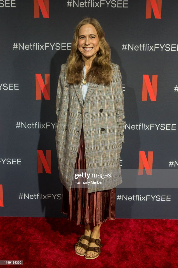 Music Supervisor Liza Richardson attends the 2019 Netflix Composers