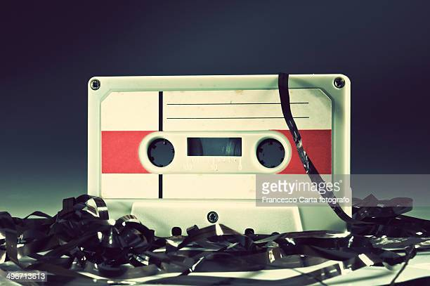 Music tapes.