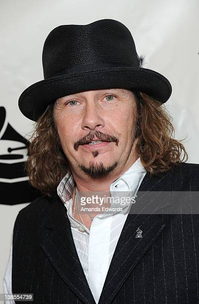 Music video director George Flanigen arrives at the Producers Engineers Wing of the Recording Academy's 5th Annual GRAMMY Week event at The Village...