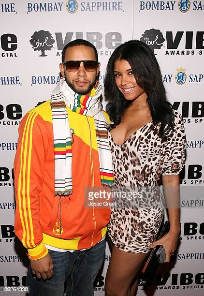 The vh1 vibe awards special nominee party stock photos and pictures music video director little x and model shelly rio attends the vh1 vibe awards special nominee altavistaventures Image collections