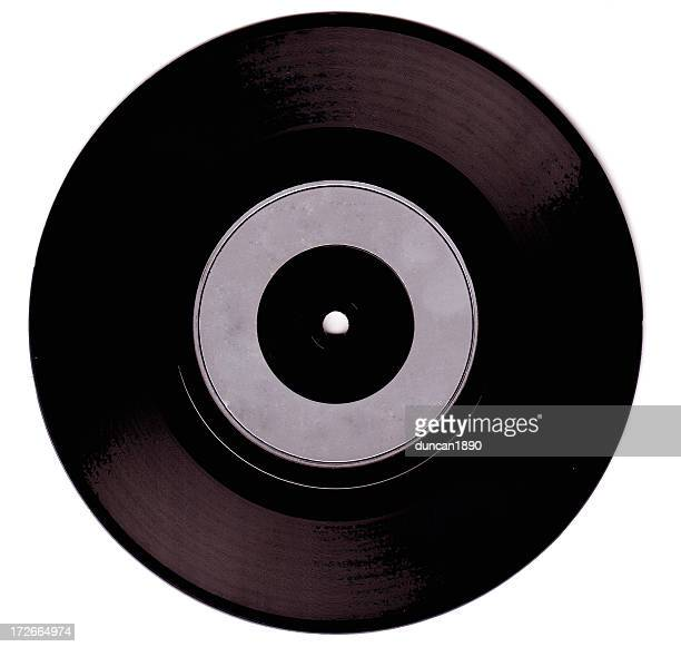 music vinyl record - single object stock pictures, royalty-free photos & images
