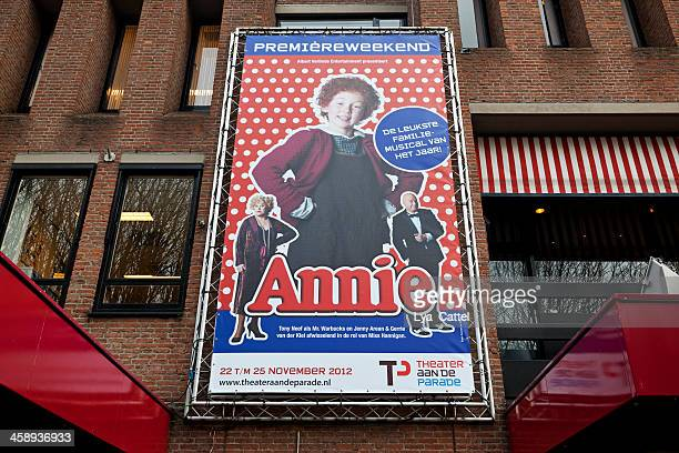 musical annie - annie musical stock photos and pictures