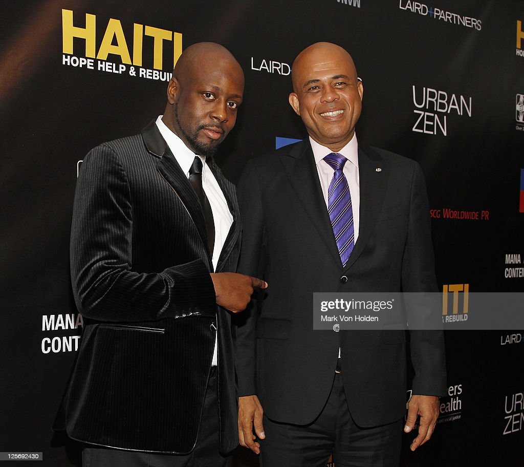 """""""Haiti After The Earthquake"""" Book Launch"""