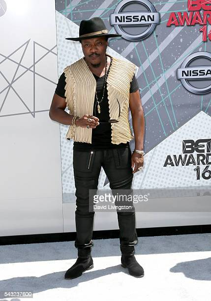 Musical artist Anthony Hamilton attends the 2016 BET Awards at Microsoft Theater on June 26 2016 in Los Angeles California