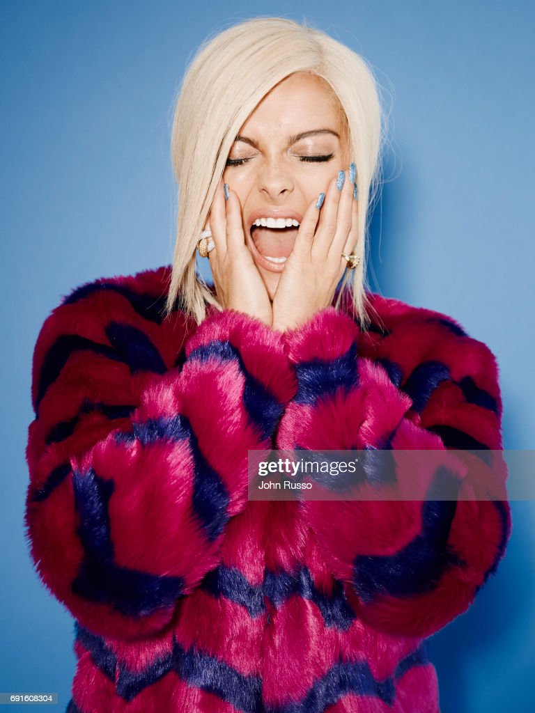 Musical artist Bebe Rexha is photographed for Le Fair Magazine on February 24, 2017 in Los Angeles, California.