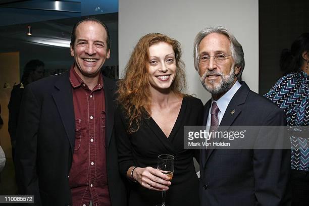 Musical Artist David Winkler Musical Artist Anastasia Khitruk and Recording Academy President/CEO Neil Portnow attend the New York Chapter of NARAS...