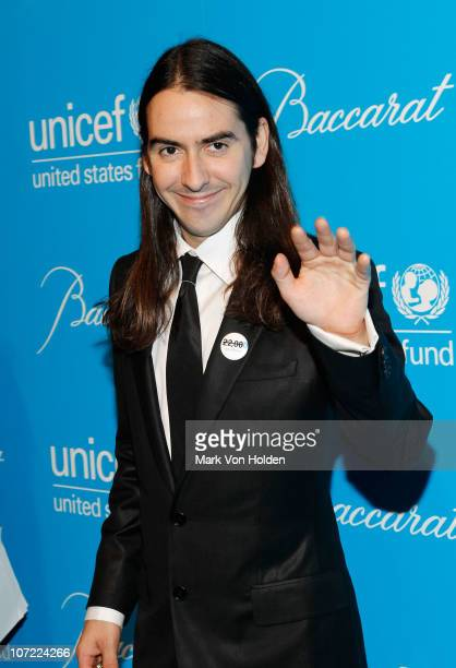 Musical artist Dhani Harrison attends the 7th Annual UNICEF Snowflake Ball at Cipriani 42nd Street on November 30, 2010 in New York City.