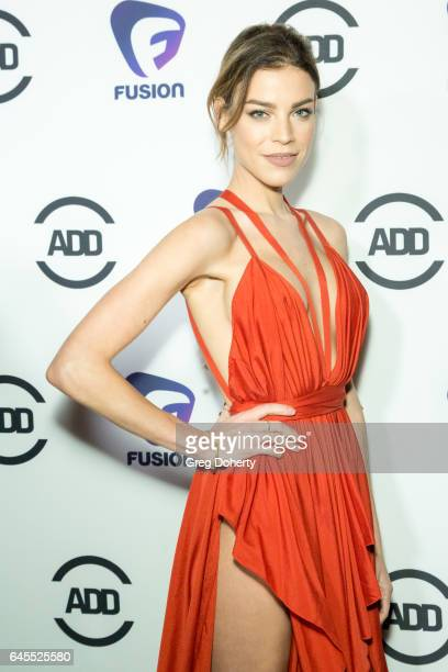 Musical Artist Eva Shaw attends the 2nd Annual All Def Movie Awards at Belasco Theatre on February 22 2017 in Los Angeles California