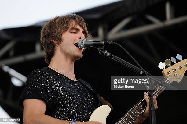 Musical artist Jed Elliott of The Strutts performs onstage at the Pilgrimage Music Cultural Festival Day 1 on September 24 2016 in Franklin Tennessee
