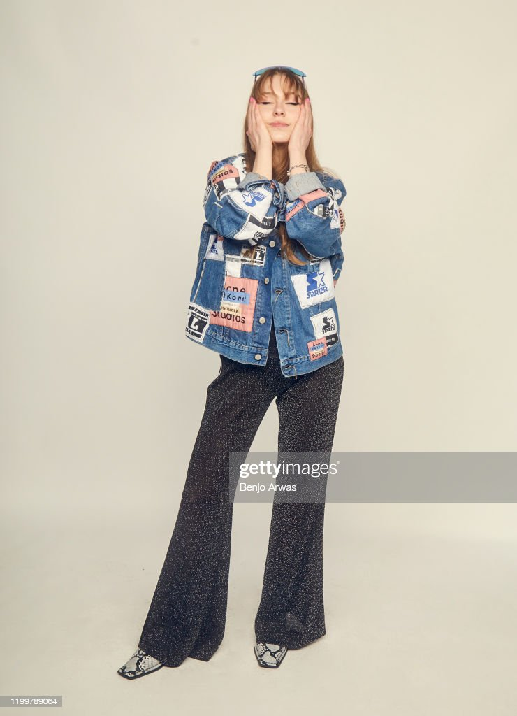 Leyla Blue, 62nd Annual GRAMMY Awards, January 26, 2020 : News Photo