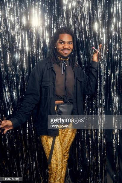 Musical artist MNEK attends the 62nd Annual Grammy Awards at Staples Center on January 26, 2020 in Los Angeles, CA.