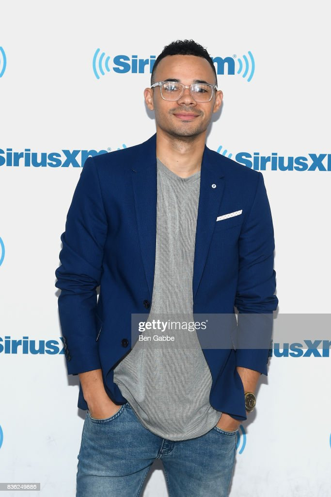 Musical artist Tauren Wells visits SiriusXM Studios on August 21, 2017 in New York City.