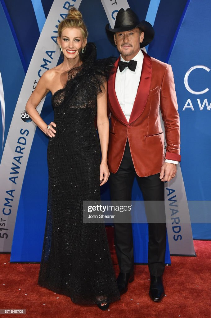 Country Music's Cutest Couples Hit the CMA Awards