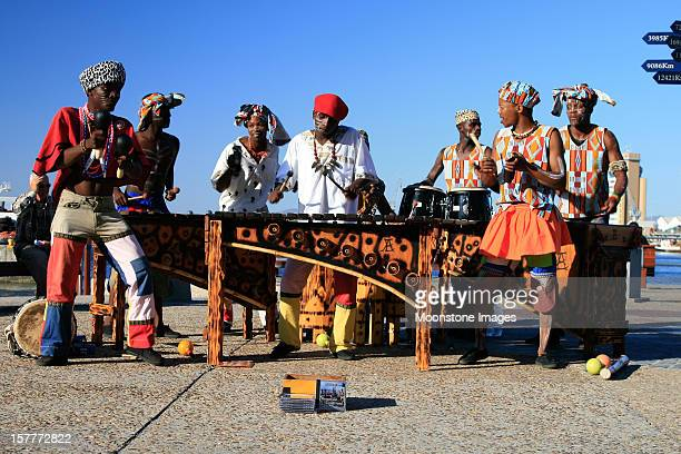 Musical band in Cape Town, South Africa