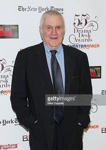 Musical composer John Kander arrives at the 55th Annual Drama Desk Awards at the FH LaGuardia Concert Hall at Lincoln Center on May 23 2010 in New...