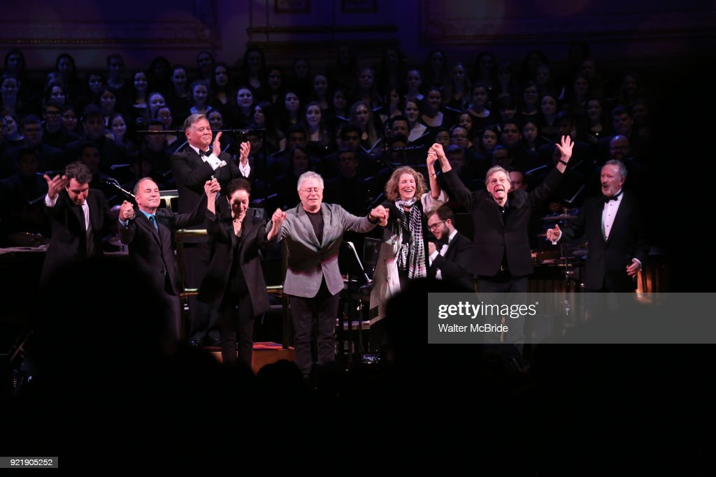 Broadway Classics In Concert : News Photo
