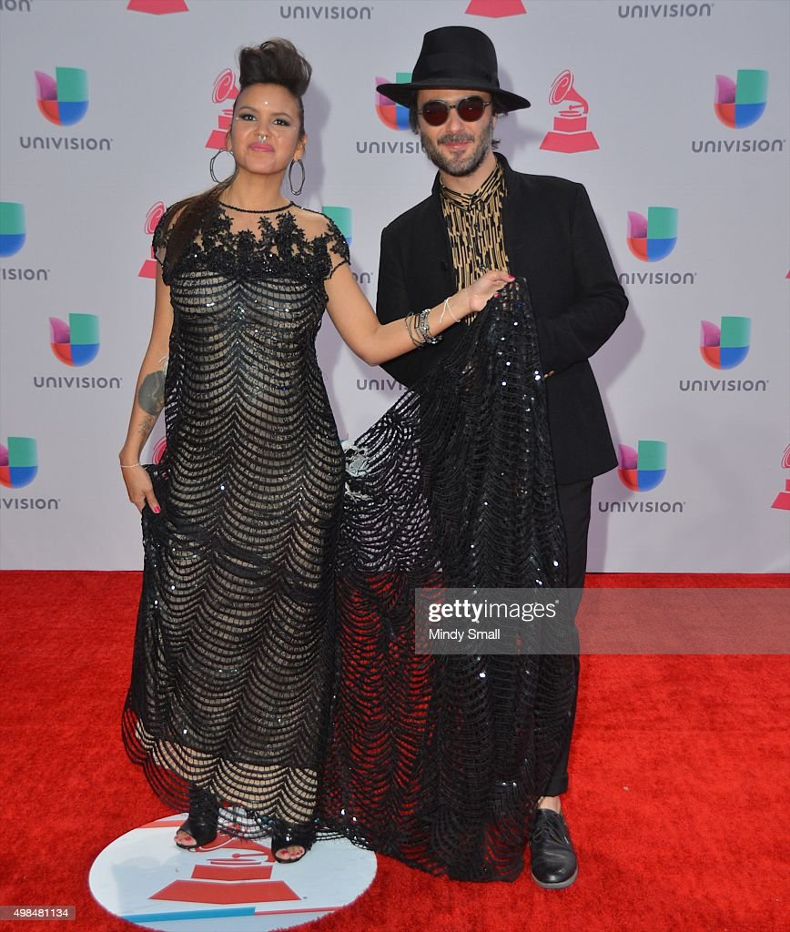 16th Annual Latin GRAMMY Awards - Arrivals