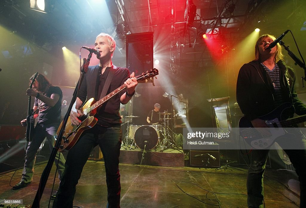 LIVE - Musical group, Lifehouse returns to 'One Life to Live' to perform their new single ÒHalfway GoneÓ on Tuesday, April 13th. The band first appeared on the show in February 2006. 'One Life to Live' airs Monday-Friday (2:00 p.m. - 3:00 p.m., ET) on the ABC Television Network. OLTL10 (Photo by Heidi Gutman/ABC via Getty Images) LIFEHOUSE