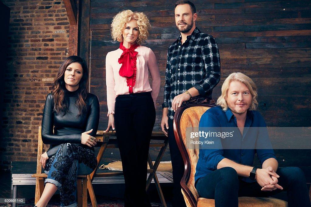 Little Big Town and Girl Crush writers, Billboard, December 11, 2015
