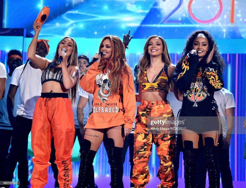 Nickelodeon's 2017 Kids' Choice Awards - Roaming Show : News Photo