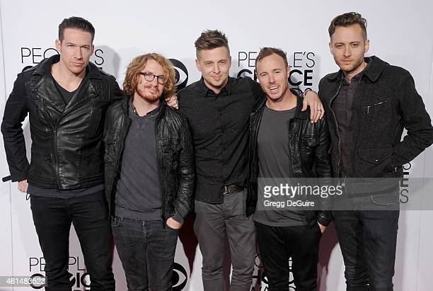 Band Onerepublic Stock Photos And Pictures Getty Images