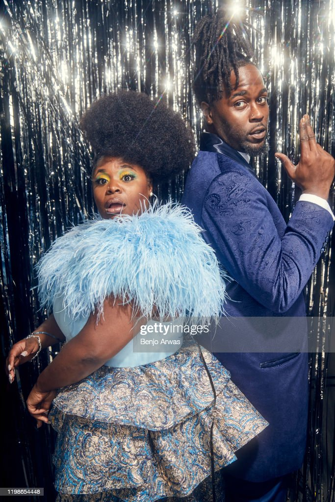 Tank and the Bangas, 62nd Annual GRAMMY Awards, January 26, 2020 : News Photo