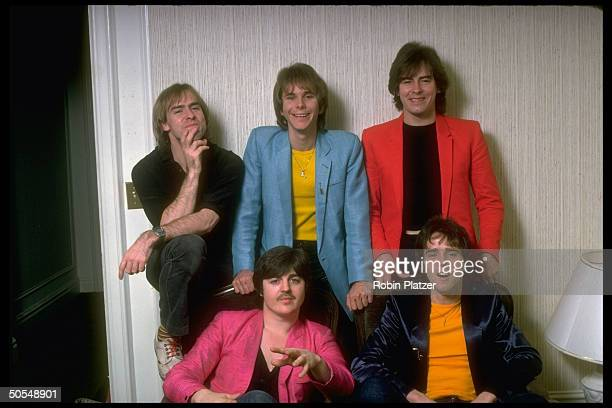 Musical group the Bay City Rollers
