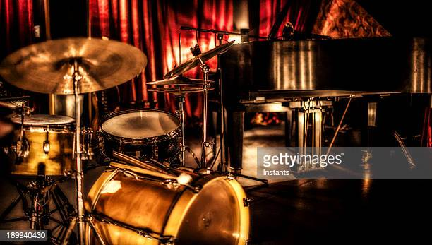 musical instruments - steel drum stock photos and pictures