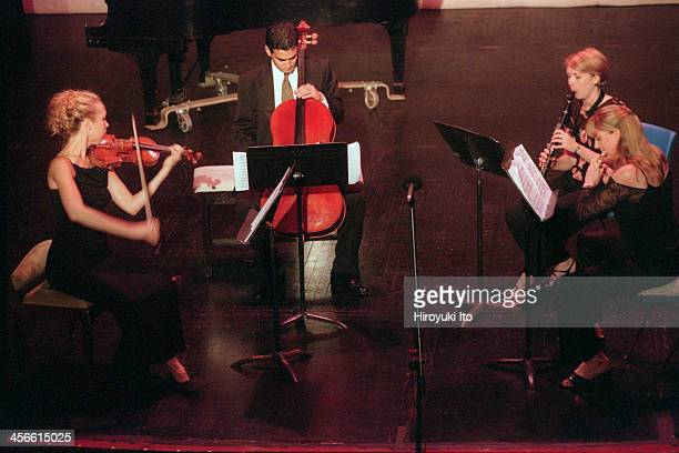 Musical Observation 2000 presents Concentration Works of Milton Babbitt at the Henry Street Settlement on Thursday night August 31 2000This imageFrom...