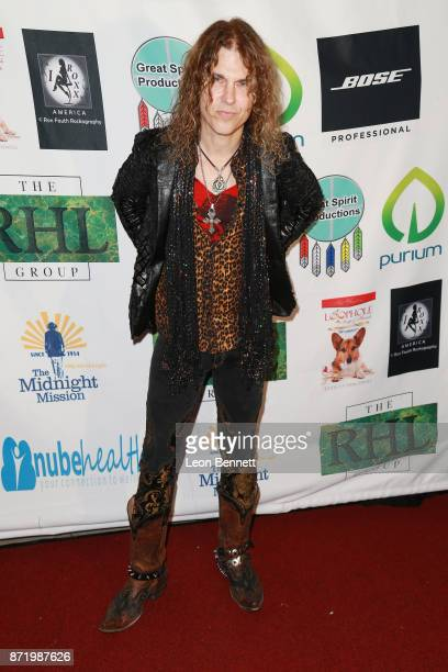Musican Keith St John attended the 11th Annual Hollywood FAME Awards at Hard Rock Cafe Hollywood CA on November 8 2017 in Hollywood California
