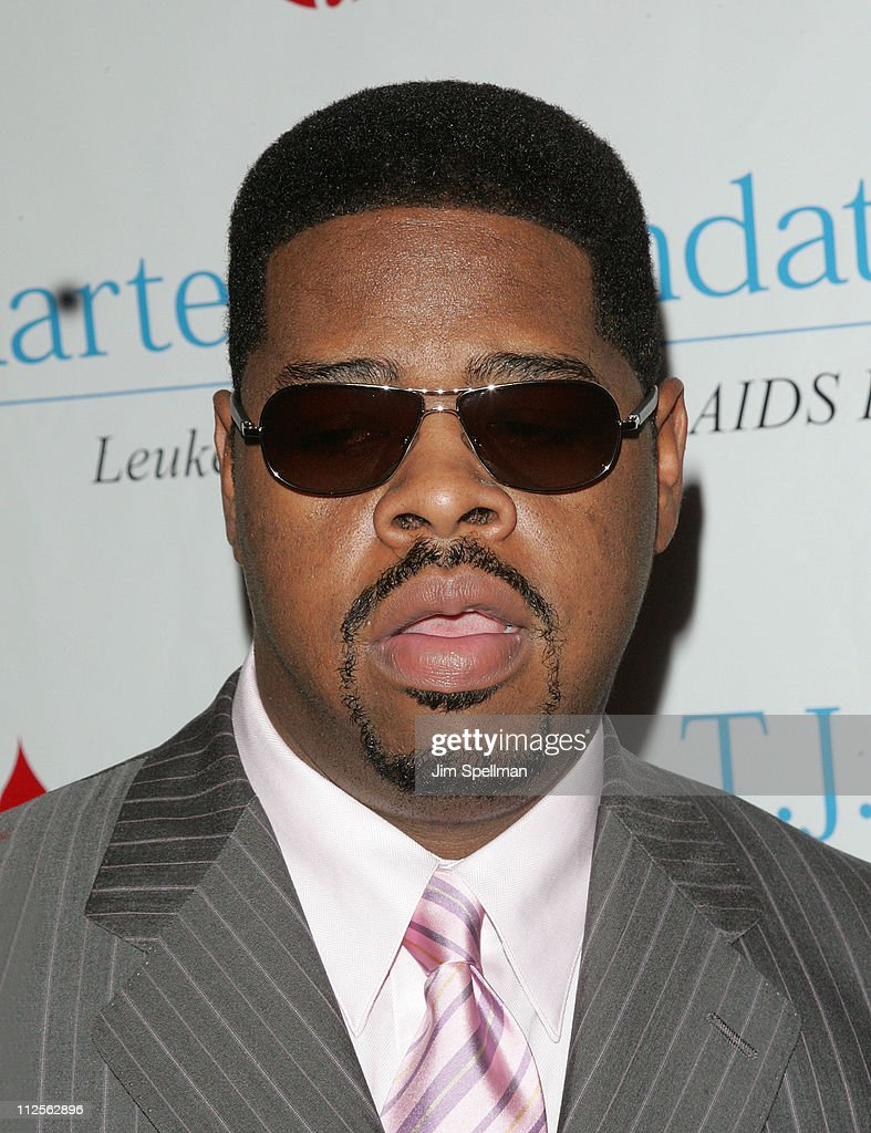Musican Nathan Morris of Boyz II Men arrives at the 32nd Annual T.J. Martell Foundation Gala at the New York Hilton and Towers On October 23, 2007 in New York City.