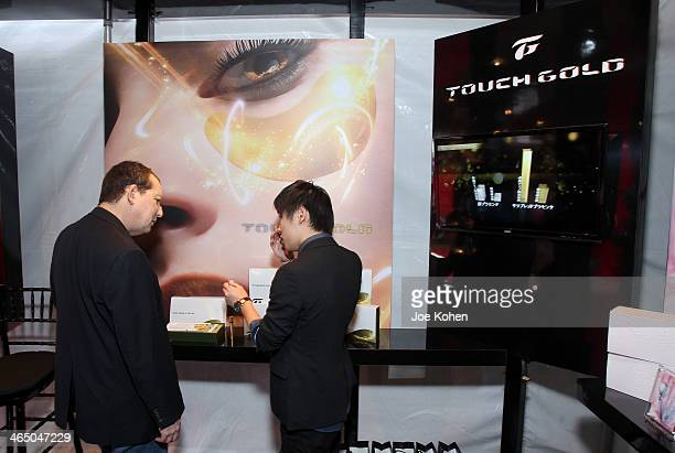 Musican/Producer Jeff Lorber attends the GRAMMY Gift Lounge during the 56th Grammy Awards at Staples Center on January 25 2014 in Los Angeles...