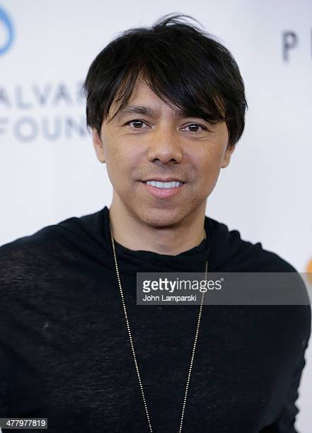 Musician A3 attends the Pinoy Relief Benefit concert at Madison Square Garden on March 11, 2014 in New York City.
