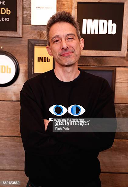 Musician Adam Horovitz of 'Golden Exits' attends The IMDb Studio featuring the Filmmaker Discovery Lounge presented by Amazon Video Direct Day Three...